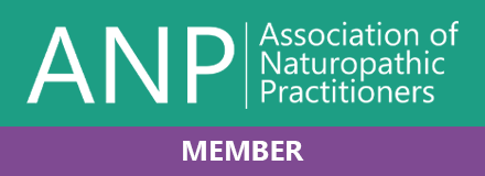 Association of Naturopathic Practitioners Member